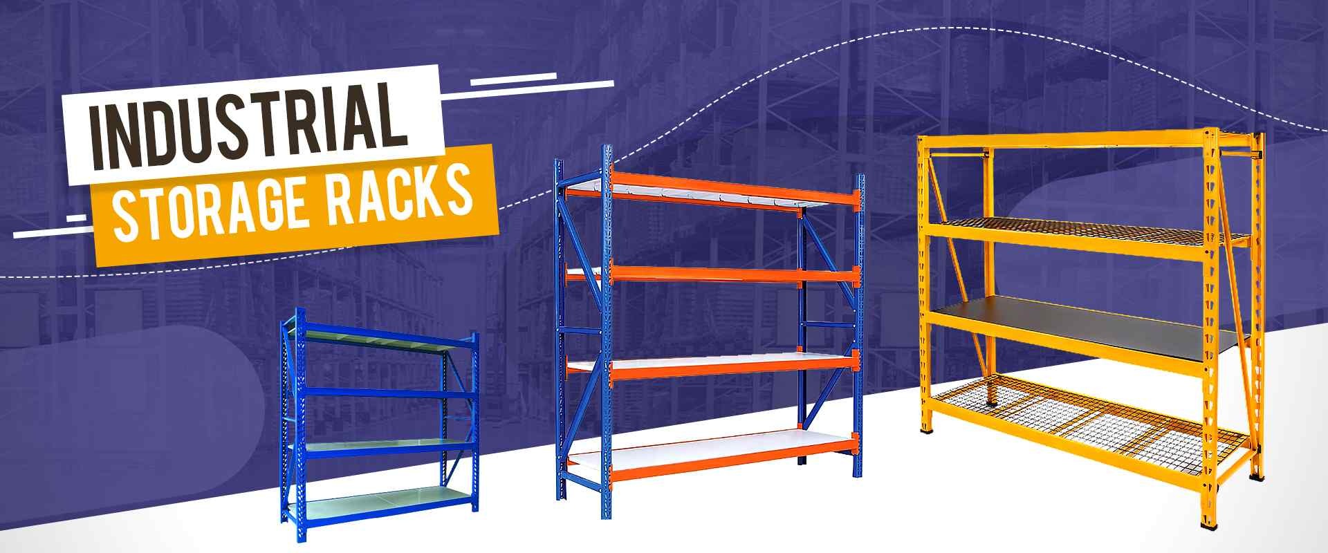 Industrial Storage Racks In Ropar