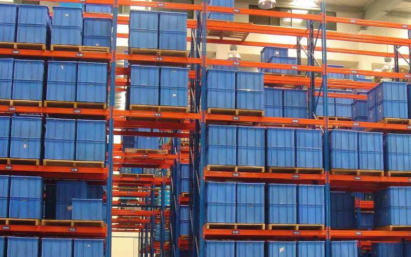 Heavy Duty Pallet Storage Rack In Indore