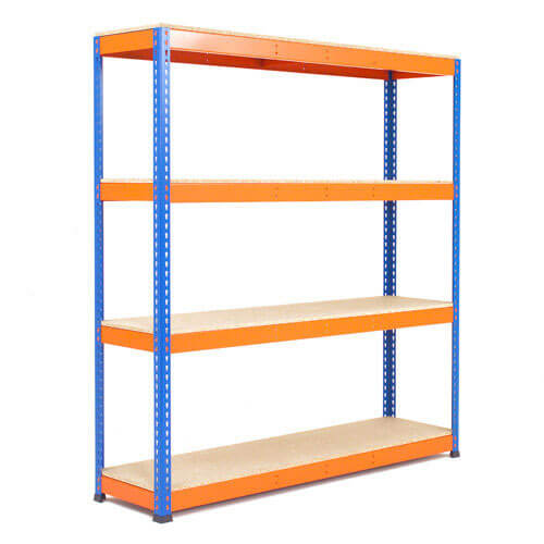 Heavy Duty Shelves In Haridwar