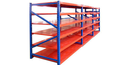 Heavy Duty Slotted Angle Racks Manufacturers