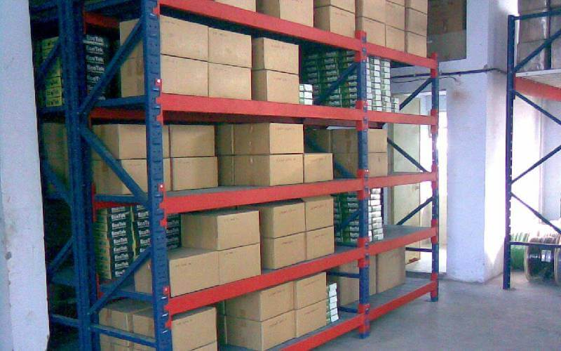 Heavy Storage Pallet Rack In Ballabgarh