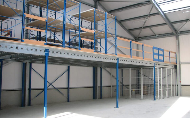 Industrial Mezzanine Floor In Khanna