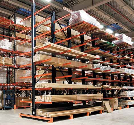 Industrial Pallet Storage Racks In Ropar