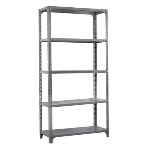 Industrial Slotted Angle Rack In Asansol