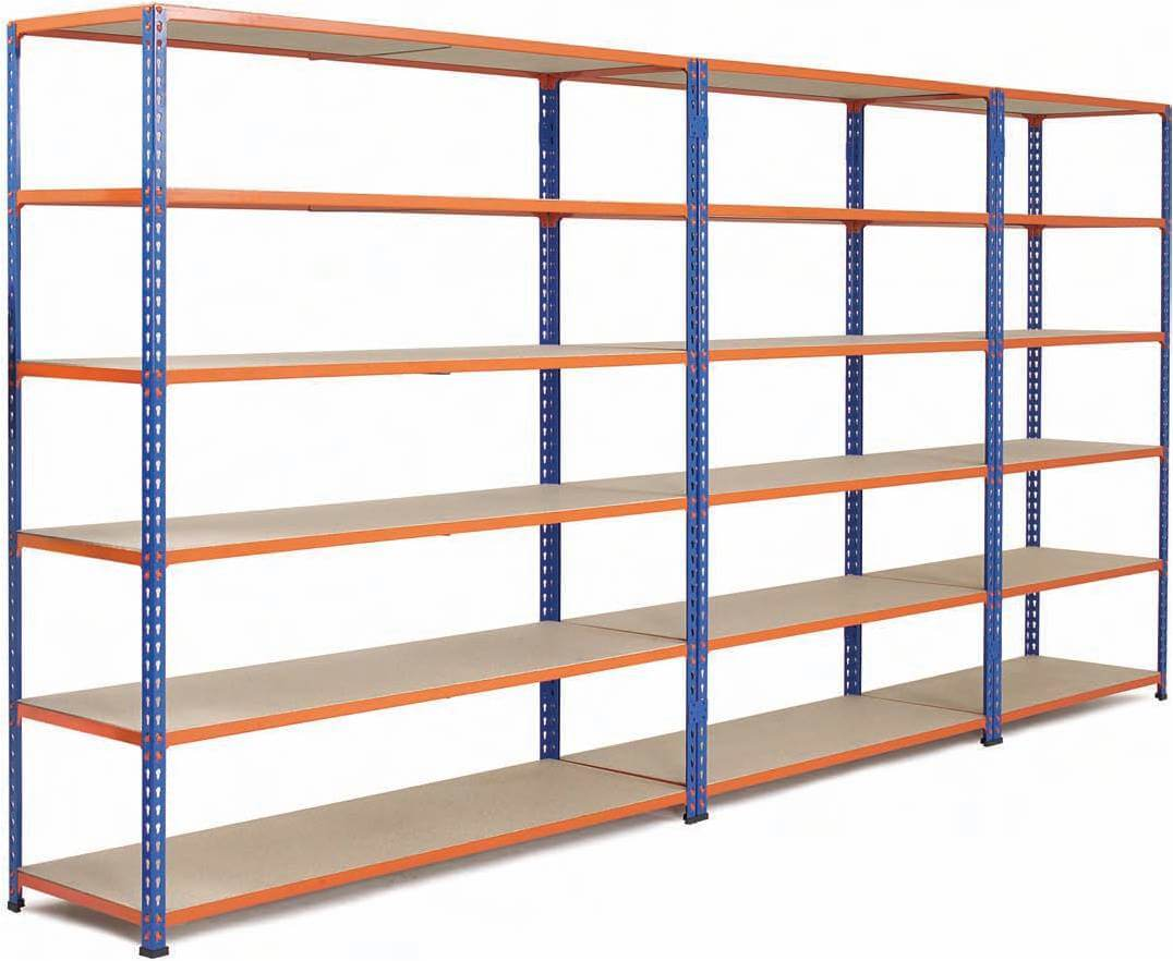 Light Duty Storage Rack In Naraingarh