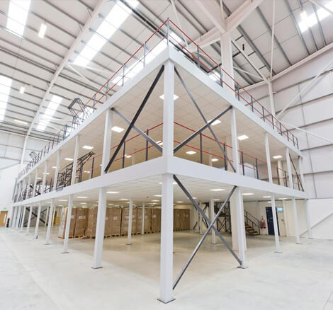 Mezzanine Floor System In Hyderabad
