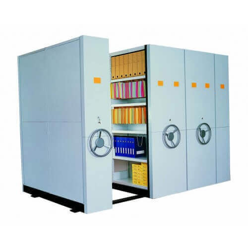 Mobile Compactor Storage System In Shimla
