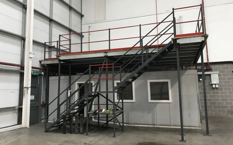 Modular Mezzanine Floor In Jammu and Kashmir