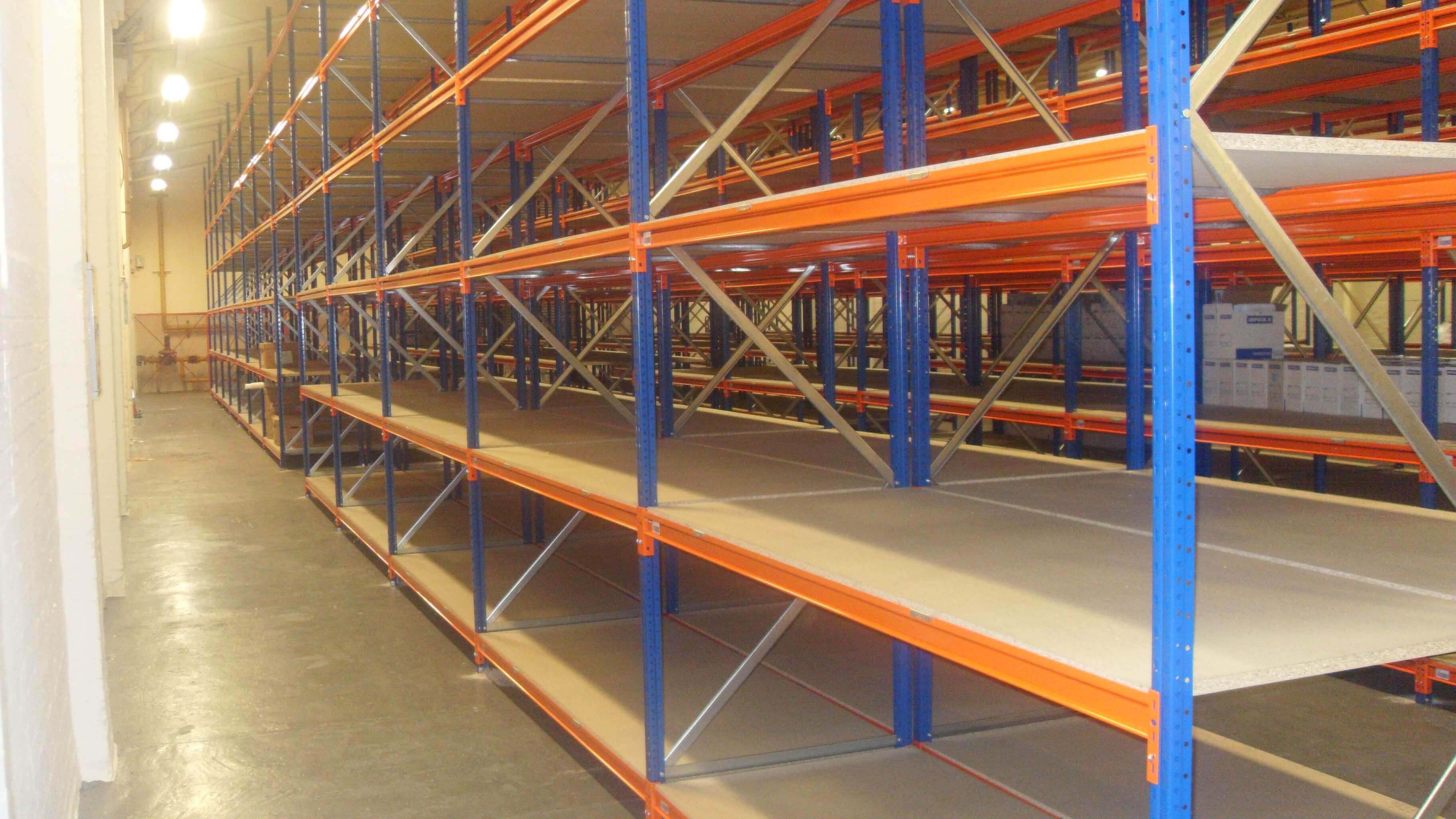 MS Pallet Rack System In Ambala