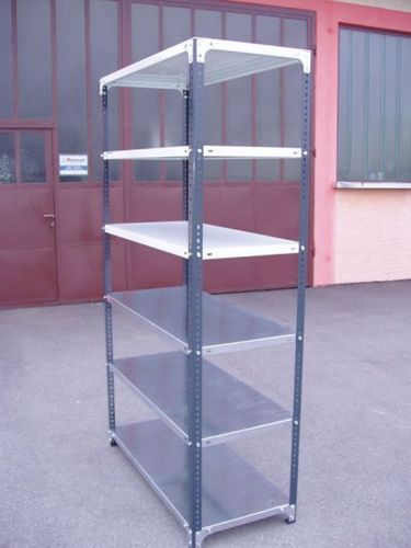 Slotted Angle Storage Racks In Ahmedabad