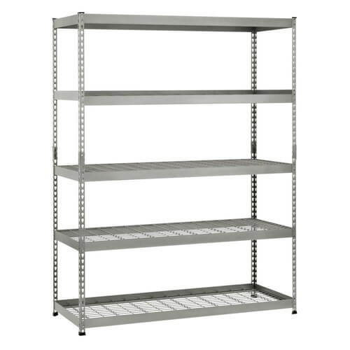 SS Storage Shelves In Ahmedabad