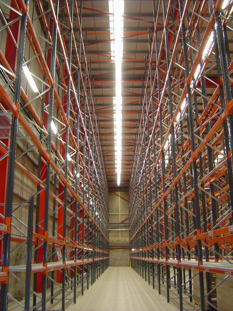 Warehouse Pallet Storage Rack Manufacturers