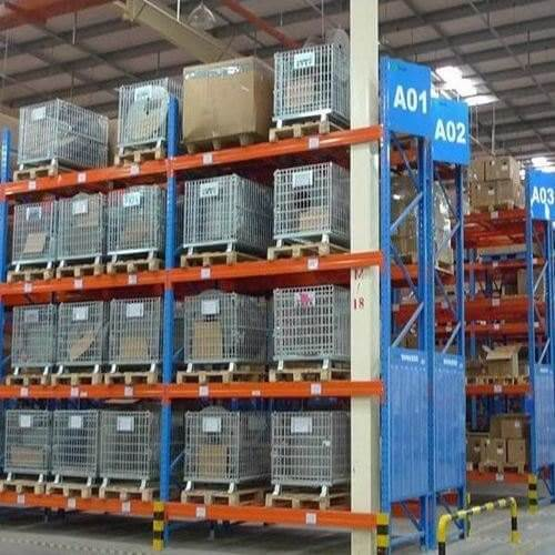 Warehouse Pallet Storage Racks